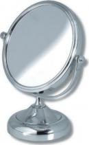 Novaservis Kosmetické zvětšovací zrcátko na postavení chrom 6968/1,0