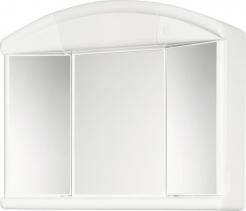 Aqualine SALVA galerka 59x50x15, 5cm, 1x40W, bílá plast 671232