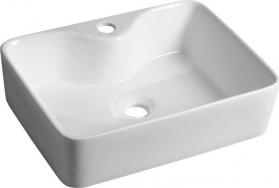 Sapho BALENA keramické umyvadlo 48x13, 5x37 cm, na desku BH7013