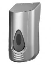 Aqualine Dávkovač tekutého mýdla na zavěšení, ABS šedá, 400 ml 1319-77
