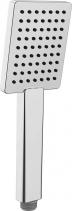 Sapho Ruční sprcha, 251mm, hranatá, ABS/chrom 1204-17