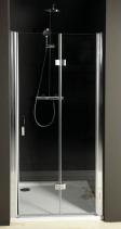 Gelco ONE sprchové dveře skládací 900 mm, pravé, čiré sklo GO7990R