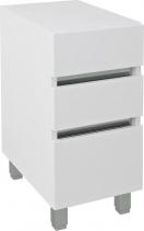 Sapho AVICE 3x zásuvka 30x70, 5x48cm, bílá (AV062) AV062-3030