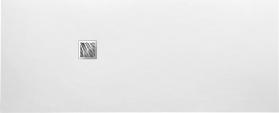 Gelco MITIA sprchová vanička z litého mramoru, obdélník 200x90x3 cm, bílá PM20090