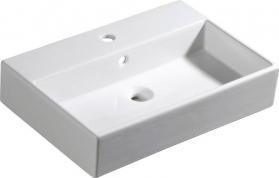 Isvea PURITY keramické umyvadlo 60x42cm 10PL50060