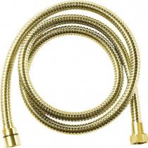 Reitano Rubinetteria POWERFLEX opletená sprchová hadice, 175 cm, zlato FLE10ZL