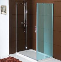 Gelco LEGRO sprchové dveře 1100mm, čiré sklo GL1111