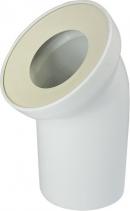 Nicoll Česká republika, s.r.o. Univerzální odtokové koleno DN 100/D 110, 45°, šikmé PR7088C (58102010019)