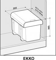 Sinks EKKO 40 MP68081