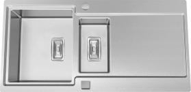 Nerezový dřez Sinks EVO 1000.1 1,2mm MP68134