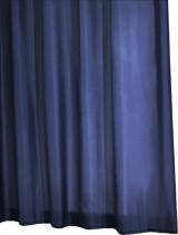 Ridder MADISON sprchový závěs 180x200cm, polyester, modrá 45333