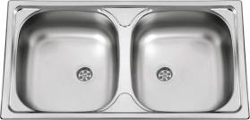 Nerezový dřez Sinks OKIO 780 DUO M+MIX 350P MP68196-OK78DMMI350PC