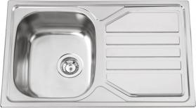 Nerezový dřez Sinks OKIO 800 V+MIX 350P MP68197-OKLI80MI350PCL