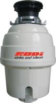 Sinks drtič výkon 375W, 1300ml MP68128