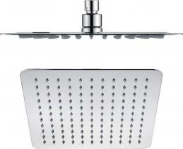 Sapho SLIM hlavová sprcha, čtverec 250x250mm, leštěný nerez MS564