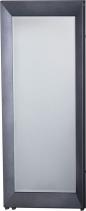 Enix RAMA LUX otopné těleso se zrcadlem 595x1448mm, 651 W, grafit RML-614