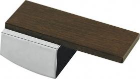 Reitano Rubinetteria DECORMAX páčka, chrom/dřevo LEDM