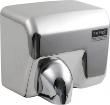 Sapho EMPIRE elektrický osoušeč rukou, nerez 9809