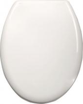 Aqualine ALICANTE WC sedátko, polypropylen, bílá ST262