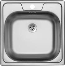 Nerezový dřez Sinks CLASSIC 480 M 0,5mm matný STSCLM4804805M