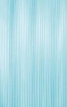 Aqualine Sprchový závěs 180x200cm, polyester, modrá ZP002