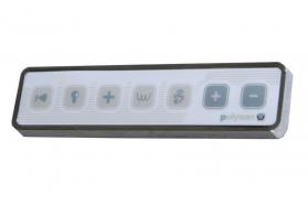 Polysan HM systém HYDRO, ovládání Typ A - Elektro HDA
