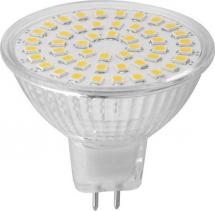 Sapho Led LED bodová žárovka 3, 7W, MR16, 12V, teplá bílá, 320lm LDP226