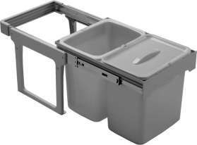 Sinks EKKO EASY 40 2x16l MP68090