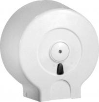 Aqualine Zásobník na toaletní papír do průměru 19cm, ABS bílá 693