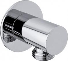 Sapho Vývod sprchy, kulatý, tenká krytka, chrom SG202