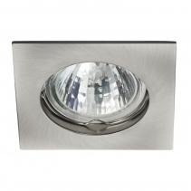 Sapho NAVI podhledové svítidlo, 50W, 12V, satenový nikl 04695