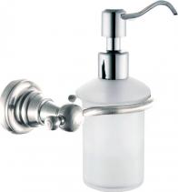 Sapho DIAMOND dávkovač mýdla, chrom 1317-19