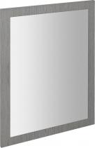 Sapho NIROX zrcadlo v rámu 600x800x28mm, dub stříbrný (LA610) NX608-1111