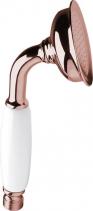 Sapho EPOCA ruční sprcha, 180mm, mosaz/růžové zlato DOC107