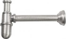 Reitano Rubinetteria RETRO umyvadlový sifon 1'1/4, odpad 32 mm, nikl 9598
