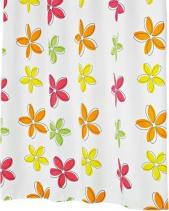 Ridder FLEUR sprchový závěs 180x200cm, polyester 473500