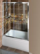 Polysan DEEP sprchové dveře 1300x1650mm, čiré sklo MD1316