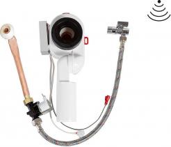Sapho Integrovaný automatický splachovač pro urinál 6V (4xAA) PS02B