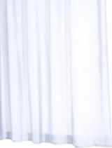 Ridder MADISON sprchový závěs 180x200cm, polyester, bílá 45301