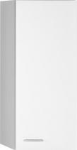Aqualine ZOJA/KERAMIA FRESH horní skříňka 35x76x23cm, bílá 50334