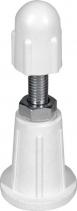 Aqualine Nožičky pro vaničku z litého mramoru (6ks/sada) Q96