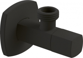 Arco ARCO rohový ventil A-80 1/2'x3/8', anticalc, černá A-80 LIPSTICK