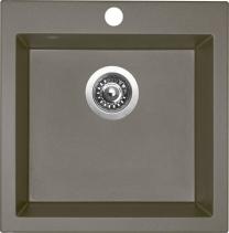 Granitový dřez Sinks VIVA 455 Truffle SIGVI45546054