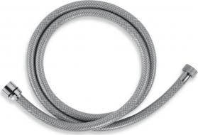 Novaservis Sprchová hadice plastová 150 cm šedá PVC/150,8