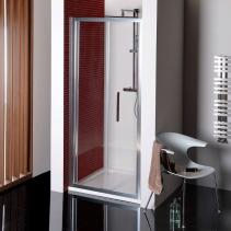 Polysan LUCIS LINE skládací sprchové dveře 900mm, čiré sklo DL2815