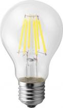Sapho Led LED žárovka Filament 4W, E27, 230V, denní bílá, 500Lm LDF274