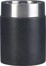 Ridder STONE sklenka na postavení, černá 22010110