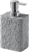 Gedy ARIES dávkovač mýdla na postavení, šedá AR8008