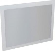Sapho MITRA zrcadlo v rámu 720x520x40mm, bílá MT191