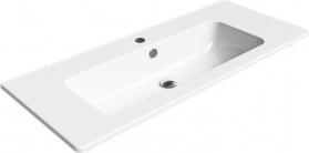 GSI PURA keramické umyvadlo 120x50 cm, bílá ExtraGlaze 8824111